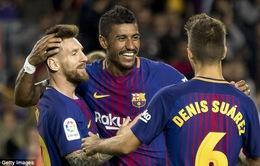 HLV Barcelona đau đầu tìm người đá cặp với Suarez và Messi