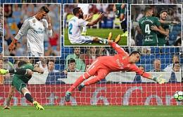 Kết quả bóng đá châu Âu đêm 20/9 rạng sáng 21/9: Real Madrid thất bại khó tin, Arsenal, Chelsea, Man Utd đồng loạt thắng  ở Cúp Liên đoàn
