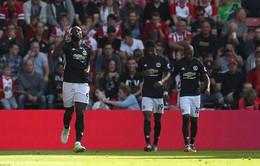VIDEO Southampton 0-1 Man Utd: Lukaku đoạt 3 điểm khó nhọc cho Quỷ đỏ