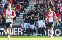 Ngoại hạng Anh ngày 23/9: Man City thắng 5 sao, Man Utd nhọc nhằn giành 3 điểm