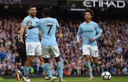 Kết quả, BXH Ngoại hạng Anh sau vòng 6: Man City cùng MU song hành trên đỉnh Premier League