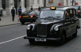 Anh: Taxi đen truyền thống ở London được chuyển sang phiên bản chạy điện