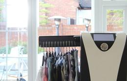 Máy ủi quần áo tự động sắp thành hiện thực