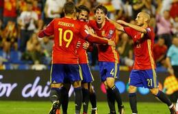 Kết quả bóng đá quốc tế rạng sáng 7/10: Tây Ban Nha thắng dễ, Italia bất ngờ mất điểm