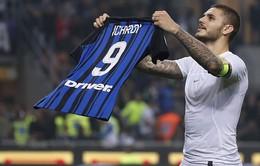 Kết quả bóng đá châu Âu tối 15, rạng sáng 16/10: Icardi ghi hattrick, Inter thắng nghẹt thở derby Milan