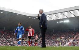 """Sunderland xuống hạng, David Moyes """"ngại"""" nói chuyện tương lai"""