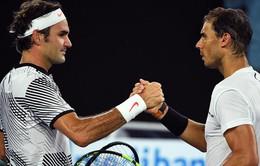 Chung kết Australia Open giữa Federer và Nadal là trận đấu hay nhất năm