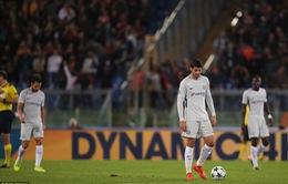 Kết quả Champions League sáng 1/11: Chelsea thua đậm Roma, Barcelona, Juvetus bị cầm hoà, MU thắng Benfica