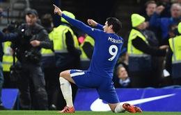 VIDEO Chelsea 1-0 Man Utd: Morata gieo sầu cho thầy trò Mourinho