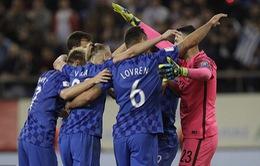Kết quả lượt về vòng play-off World Cup 2018: ĐT Thuỵ Sĩ và Croatia giành quyền dự VCK World Cup 2018