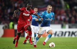 Europa League: Arsenal, AC Milan trong danh sách 16 đội sớm vượt qua vòng bảng