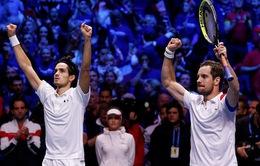 ĐT Pháp tạo ưu thế ở trận chung kết Davis Cup