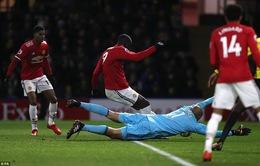 """Những pha cứu thua xuất sắc nhất vòng 14 Ngoại hạng Anh: Man Utd tiếp tục bị """"phá bĩnh"""""""