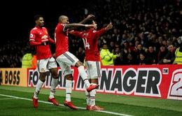 Kết quả bóng đá châu Âu rạng sáng ngày 29/11: Man Utd thắng ấn tượng, Tottenham bại trận bất ngờ
