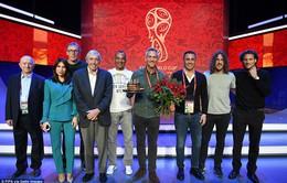 Những điều thú vị từ lễ bốc thăm chia bảng vòng chung kết FIFA World Cup 2018