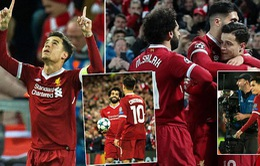 Kết quả bóng đá Champions League rạng sáng 7/12: Liverpool, Sevilla, Shakhtar Donetsk và Porto đi tiếp