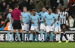 Kết quả bóng đá châu Âu rạng sáng 28/12: Man City thắng trận thứ 18 liên tiếp, Milan vào bán kết Cúp Quốc gia