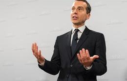 Áo ấn định ngày bầu cử Quốc hội trước thời hạn