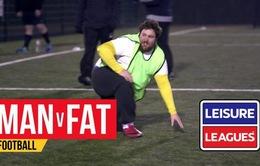 Giải bóng dành riêng cho người thừa cân ở Anh