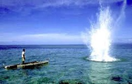 Nghệ An: Nhiều biện pháp ngăn chặn sử dụng vật liệu nổ đánh bắt hải sản