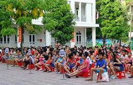 Lớp dạy bơi và phòng chống đuối nước miễn phí cho trẻ em ở Hà Nội