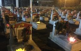 Thắp nến tri ân và thả đèn hoa đăng kỷ niệm ngày Thương binh - Liệt sỹ 27/7