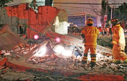 Động đất tại Mexico: Số nạn nhân tăng mạnh