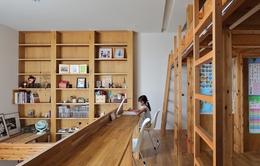 Ngôi nhà 90 m2 kín đáo mà vẫn có không gian mở thông thoáng
