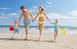 Những lưu ý đặc biệt khi đưa trẻ đi chơi biển