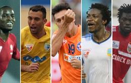 V.League 2017: Điểm danh những cái tên ngoại binh đáng chú ý cho mùa giải mới