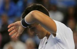 Vòng 1 đơn nam Indian Wells 2017: Bernard Tomic bất ngờ bị loại
