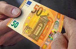 Châu Âu ra mắt tờ 50 Euro mới