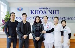 220 triệu đồng từ liveshow Trần Lập - Hẹn gặp lại được trao cho bệnh nhi ung thư