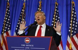 Lần đầu tiên Donald Trump nghi ngờ hacker Nga tấn công bầu cử Mỹ