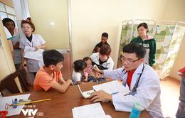 Hàng nghìn em nhỏ ở Bình Phước được khám sàng lọc bệnh tim bẩm sinh miễn phí