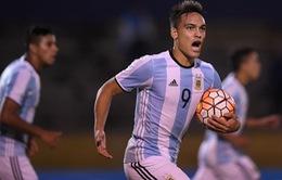 U20 Argentina: HLV Claudio Ubeda và gương mặt nổi bật Lautaro Martinez
