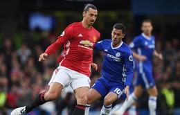 Lịch trực tiếp bóng đá Ngoại hạng Anh vòng 33: Man Utd cản bước Chelsea tới ngôi vương?