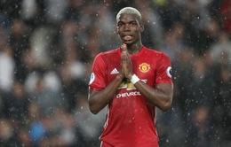 Huyền thoại Man Utd khen Pogba dũng cảm