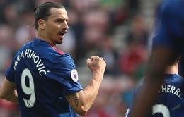 Có Lukaku, tại sao Man Utd nhất quyết giữ Ibrahimovic?