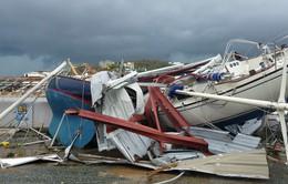 Bão Irma dù hạ cấp nhưng vẫn cực kỳ nguy hiểm
