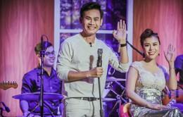 Đêm tiệc cùng sao lên sóng, Xuân Bắc ca hát trong Ban nhạc Việt