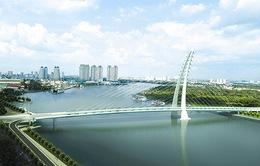 TP.HCM: Việc xây dựng cầu Thủ Thiêm 2 là phương án tối ưu nhất