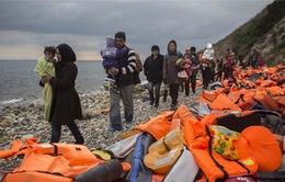 Thổ Nhĩ Kỳ dọa đẩy sang châu Âu 15.000 người tị nạn mỗi tháng