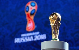 """Bốc thăm World Cup 2018: Hồi hộp chờ đợi bảng đấu """"tử thần"""""""
