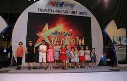 """VTVcab ra mắt chương trình truyền hình thực tế """"Siêu sao tài năng nhí 2017"""""""