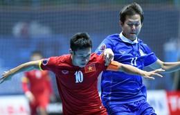 ĐT Futsal Việt Nam cùng bảng Thái Lan tại giải Futsal Đông Nam Á 2017
