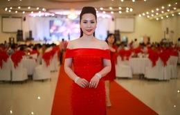 Vẻ đẹp không tuổi của cố vấn ứng xử cuộc thi Hoa hậu Hữu nghị ASEAN 2017