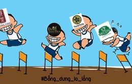 Bộ hình xót xa thương hiệu Việt gây bão mạng xã hội