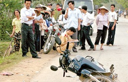 Khánh Hòa: Gia tăng TNGT ở các tuyến đường nông thôn