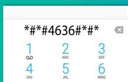 Những mã kích hoạt trên điện thoại không phải ai cũng biết